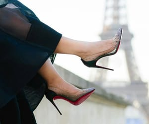 shoes, fashion, and paris image