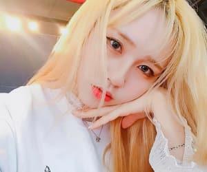 beautiful, blonde, and blonde hair image