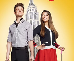 glee, new york, and rachel berry image