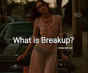 article, boyfriend, and breakups image