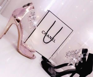 shoes, chanel, and fashion image