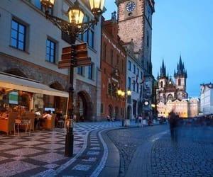 Praga, prague, and repubblica ceca image