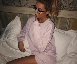 glasses, style, and love island image