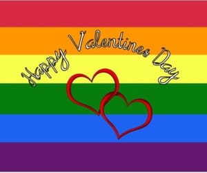 equality, valentines day, and love is a human right image
