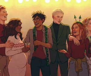 drarry and linny image
