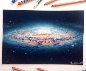 amazing, art, and blue image