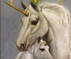angels, spiritual, and unicorns image