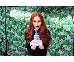 redhead, madelaine petsch, and riverdale image