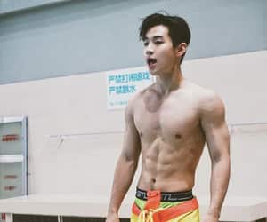 boy, Henry Lau, and sexy image