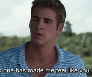love, the last song, and liam hemsworth image