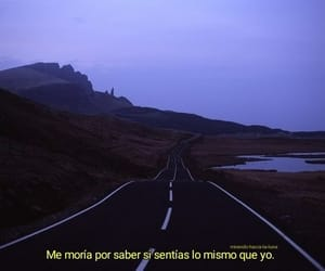 distance, frases, and sad image