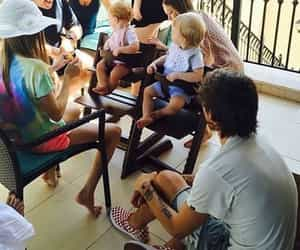 aesthetic, tomlinson, and babies image