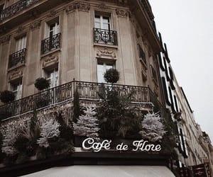 cafe, architecture, and beautiful image
