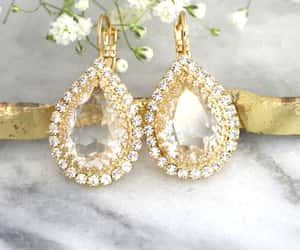 bling, style, and wedding jewelry image
