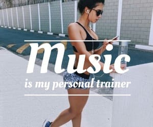 playlist and workout image