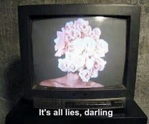 lies, grunge, and tv image