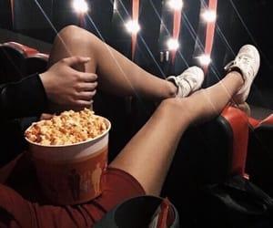 couple, love, and cinema image