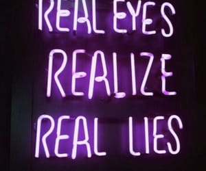 quote, eyes, and light image