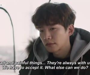 korean, Korean Drama, and quotes image