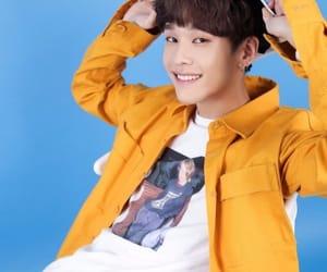 kpop, jian, and imfact image