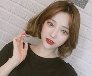 beauty, girl, and korean style image