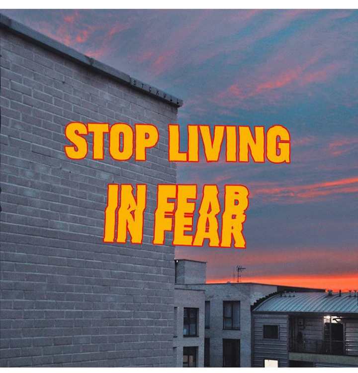 quotes, alternative, and fear image