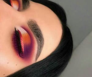 artist, beauty, and blend image
