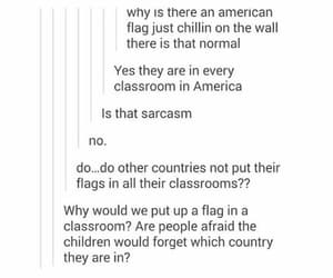 america, flags, and funny image