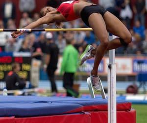 athletics and sheree francis image