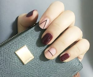 nails, nail art, and style image