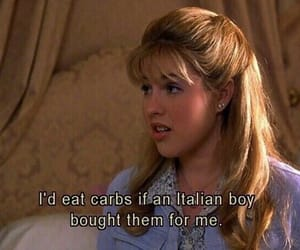 lizzie mcguire, quotes, and carbs image