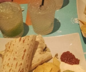 burrito, dinner, and mexican image