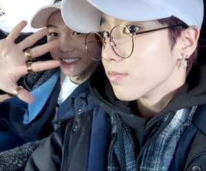 Chan, hyunjin, and felix image