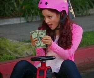 meme, ariana grande, and cat valentine image