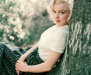 Marilyn Monroe, marilyn, and vintage image