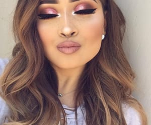 blush, bronze, and eyebrows image