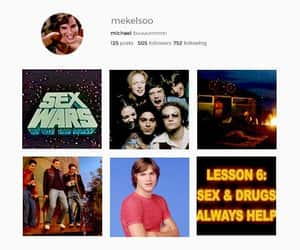 70s, michael kelso, and that70sshow image
