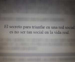 frase, twitter, and red social image