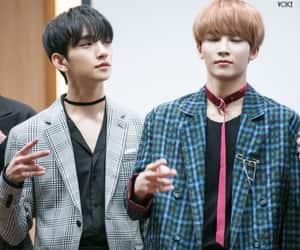 k-pop, Seventeen, and joshua image