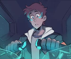 anime, lance, and Voltron image
