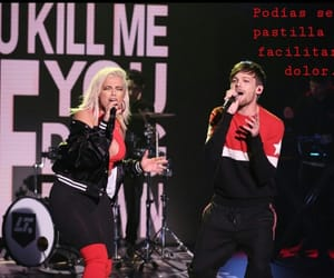cancion, back to you, and louis tomlinson image