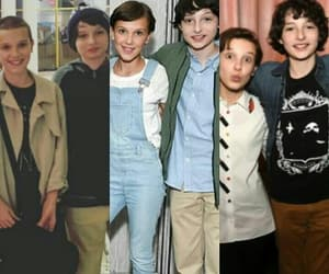 eleven, kids, and mike wheeler image