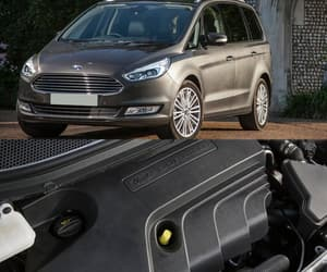 ford, mpv, and ford galaxy image