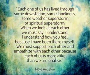 Awakening, we are one, and spiritual image
