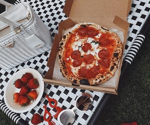 accessories, food, and pizza image