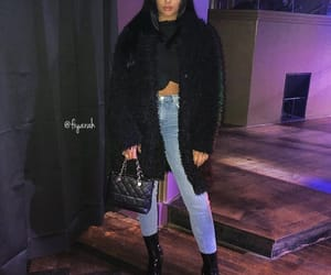 winter hiver, luxury luxe nude, and ootd tenue love image