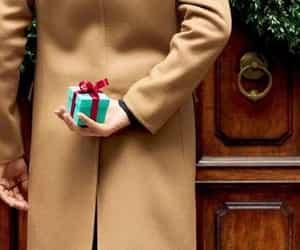 tiffany, christmas, and gift image