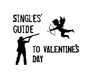 article, single, and valentinesday image