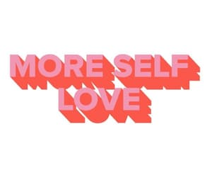 self love, love, and girl image