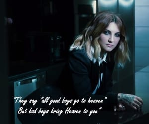 boys, heaven, and Lyrics image